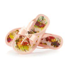 6ad23a2bf20ef Ted Baker Polee Flip Flops - Light Pink Multicoloured