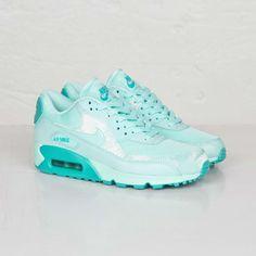 "Nike Air Max 90 Premium Print ""Artisan Teal"" (724980-300), купить обувь Найк в Киеве: цена, фото - Интернет-магазин «Обувка»"