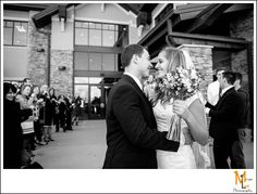 American Fork Wedding Photography | Bride & Groom exit.  Morgan Leigh Photography ... Bella Vista Reception Center