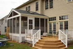 screen porch | Screened in Porch Plans: Screened In Porch Plans Lite And Simple ...