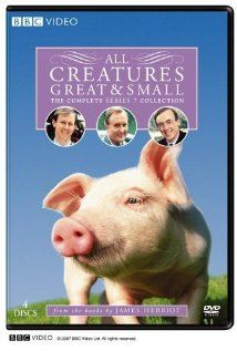 Amazing show.  All Creatures Great and Small (TV Series 1978–1990)