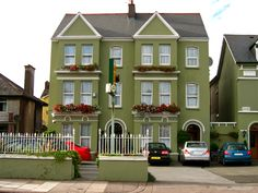 Garnish House - Cork, Ireland- the best B&B. The food was amazing, as well as the hospitality!