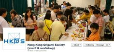 Hong Kong Origami Society is on Facebook at: https://www.facebook.com/pages/Hong-Kong-Origami-Society-event-workshop/153774264717463 // 此專頁為發佈本社活動而設。有關本社的詳細資料,請參訪本社網頁 //  Origami Facebook Pages is provided by www.standinnovations.com