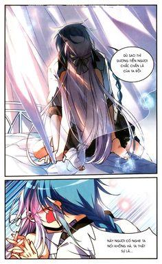 Tam Nhãn Hao Thiên Lục Ngoại Truyện 19 Anime Romans, Kuudere, Ayato, Love Kiss, Manga Love, Tomoe, Inuyasha, Manga Anime, Manhwa Manga