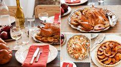 Joan Nathan's French Rosh Hashanah Dinner...umm, umm, umm...this looks goooood!