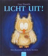 Libris   Licht uit! / druk 1   G. Daniels   9789044807080   Prentenboeken (< 6 jaar)   Boekhandel Wijs te Houten