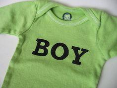 BOY onesie (made, made blog, dana made it, dana-made-it.com, dana willard)