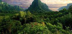 Moorea, Tahiti here i come!