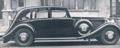 1935 Six-light Saloon by Barker (chassis 60UK)