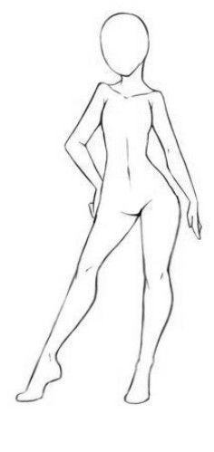 Human Figure Sketches, Body Sketches, Figure Sketching, Figure Drawing Reference, Art Drawings Sketches, Female Drawing Poses, Drawing Female Body, Drawing Ideas List, Fashion Drawing Tutorial