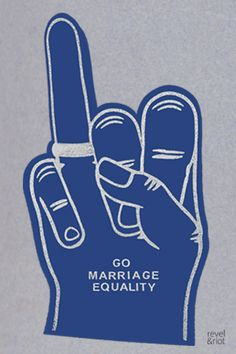 Go! marriage equality