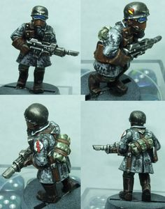 The Imperial Guard Foot Soldier Thread! - Page 2