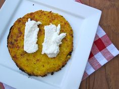 Arepas de Chocolo con Quesito (Colombian Corn Cakes with Fresh Cheese)  I made this... there were delicious!!!!!!