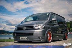 VW T5 lowdown transporters