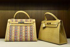 """Pin for Later: Diese 14 Taschen wurden nach Promis benannt """"Kelly"""" Tasche von Hermès"""