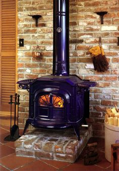 Love this in black~~The EPA Takes An Ax to Self-Sufficiency: Most Woodburning Stoves Will Soon Be Illegal | TheSleuthJournal