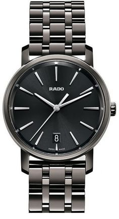 Rado Watch Diamaster M #bezel-fixed #bracelet-strap-ceramic #brand-rado #case-material-ceramic #case-width-33mm #date-yes #delivery-timescale-4-7-days #dial-colour-black #gender-ladies #luxury #movement-quartz-battery #official-stockist-for-rado-watches #packaging-rado-watch-packaging #style-dress #subcat-diamaster #supplier-model-no-r14064177 #warranty-rado-official-2-year-guarantee #water-resistant-50m
