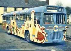 Blue Bus, Red Bus, Bus Coach, Coaches, Buses, Old And New, British, Trainers, Busses