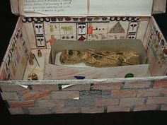 Ancient Egypt: Egyptian Burial Chambers Projects
