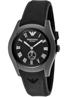 Emporio Armani Women's Ceramica Casual Watch by Time's Up: Spring Watch Blowout on Casual Watches, Cool Watches, Emporio Armani, Spring Watch, Armani Brand, Armani Watches, Jewelry Showcases, Adidas, Watch Sale