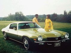 Chevrolet Camaro Super Sport(1971)
