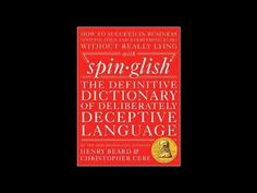 "Christopher Cerf co-author ""Spinglish"" on ""Book Talk"" Radio"