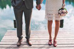 Hochzeit in den Schweizer Alpen