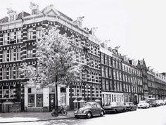 Commelinstraat 128 - hoek Pontanusstraat -  1969 .<br />Foto: Beeldbank Amsterdam