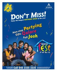 Aparna Fest