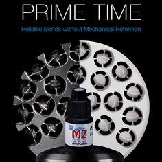 SHOFU MZ Primer Plus – Reliable Bonds without Mechanical Retention #shofu #dental
