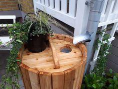 Outdoor Projects, Outdoor Decor, Backyard Pavilion, Rain Barrel, Tool Sheds, Water Storage, Water Garden, Homesteading, Garden Design