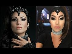 The Evil Queen - Once Upon A Time | Halloween 2015- Dulce Candy - YouTube