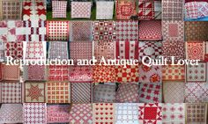 Repro Quilt Lover ~ Blog by Taryn