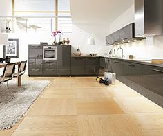 Lower cabinet style for kitchen.