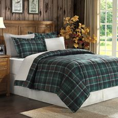Exceptional Loving The Tartan Bedding