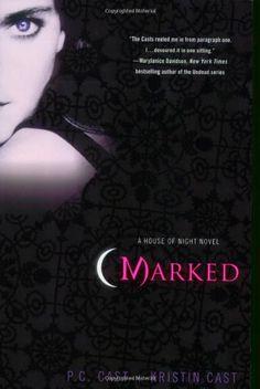 Bestseller Books Online Marked (House of Night, Book 1) Cast $8.95
