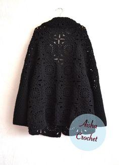 """Käyttäjän """"Aisha Crochet"""" вязаный стиль valokuvat"""