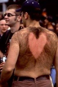 For the hirsute: | 18 Valentine's Day Ideas, And The Answer To What Your Man Really Wants On February 14th.