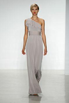 Amsale Bridesmaid Dresses Fall 2014 Amsale Bridesmaid 3d0173395629