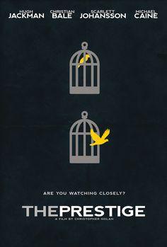 4. The Prestige (Christopher Nolan, 2006)