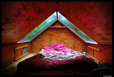 attic / sky light