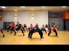 Dance fitness - Jason Derulo - Bubblegum - YouTube