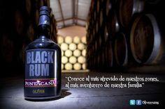 #Puntacana #Blackrum #drink #taste #rum #placer #rhum #pleasure #ron