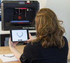new iPad app for converting 2D drawings into 3D models (?!) | Print Shop / Makerbot