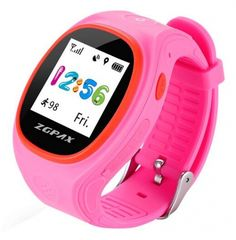 ZGPAX S866A Children Smart Watch MTK6503 With GPS Tracking WiFi Anti-falling Alarm GSM Weather Forecast for iOS & Android