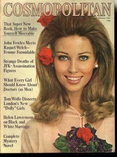 Cosmopolitan magazine, FEBRUARY 1967
