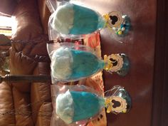 Cotton Candy Cups (Baby Shower Favor)