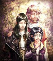 Raising Harry Part III (Remus/Sirius) by hueco-mundo