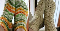 Piirakkasukat Knitting Socks, Knit Socks, Leg Warmers, Mittens, Knit Crochet, Legs, Crocheting, Fashion, Leg Warmers Outfit