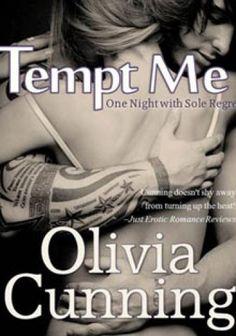 Okładka książki Tempt Me